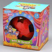 Brinquedo Infantil Bola de Formas Mundo Bita