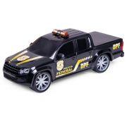 Brinquedo Infantil Carro de Polícia - Poliplac 6556