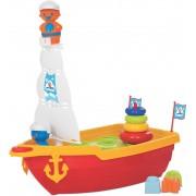 Brinquedo Infantil Mega Barco Didático - Mercotoys