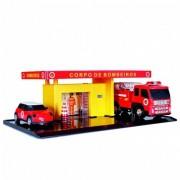 Brinquedo Infantil Poliposto Corpo de Bombeiros - Poliplac 5894