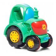 Brinquedo Infantil Rodadinhos Trator Cor Sortido - Tateti