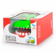 Brinquedo Jacaré Dentista - Dican