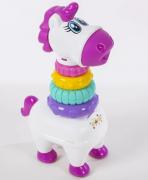 Brinquedo Unicórnio Blocos Didático Baby Pony Solapa - Maral