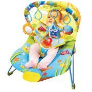 Cadeirinha de Bebê Dican Musical Bichinhos da Selva - Dican