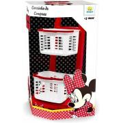 Carrinho de Compras Infantil Minnie - Angel Toys