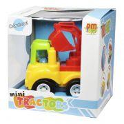 Carrinho de  Fricção Coleção Mini Tractors - DMToys