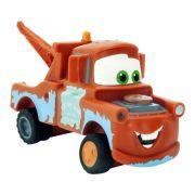 Carrinho Mate Carros Disney de Vinil 15cm Original - Lider