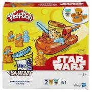 Play Doh Star Wars Massinha Luke Skywalker Original - Hasbro