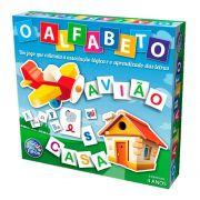 Jogo Educativo O Alfabeto - Pais e Filhos