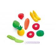 Crec Crec Nutri Feirinha Frutas e Legumes - Tateti 302