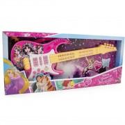 Guitarra Infantil Princesas Musical Com Luz E Som Toyng - 29303