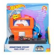 Hot Wheels City Posto de Gasolina Original - Mattel Fmy95