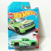 Hot Wheels Kit 3 Carrinhos Escala 1:64 Hot Trucks - Mattel
