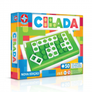 Jogo Cilada - Estrela Brinquedo