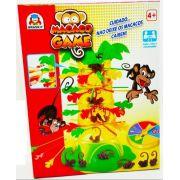 Jogo Macaco Game Não Deixe O Macaco Cair - Braskit