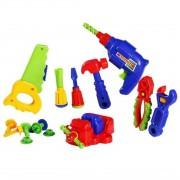 - Kit Ferramentas Infantil 16pçs Brinquedo Oficina Calesita