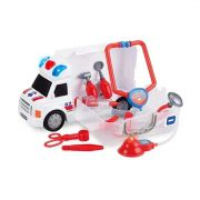 Kit Medico Infantil Workshop Junior Truck - Multikids 900