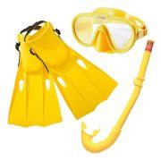 Kit snorkel para crianças INTEX