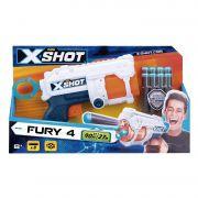 Lançador de Dardos X-Shot Fury 4  - Dtc