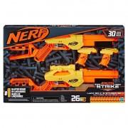 Lançador Nerf Alpha Strike Lynx 4 Peças Original - Hasbro