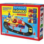 Brinquedo Lava Rápido Jato Acqua C/ 4 Carrinhos - Xplast