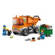 LEGO City - Caminhão de Lixo 90 Peças 60220