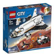 LEGO City - Ônibus De pesquisa em Marte - 273 Peças - 60226