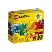 LEGO Classic - Peças e idéias - 11001 - 123 Peças