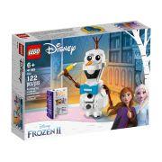 Lego Frozen 2 Olaf Disney  122 Peças - LEGO 41169