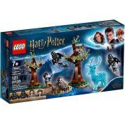 Lego Harry Potter Expecto Patronum 121 Peças - Original
