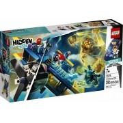 Lego Hidden Side 295 Pçs Avião Acrobático De El Fuego 70429
