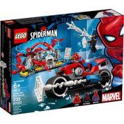 LEGO Marvel Super Heroes - A Moto do Homem-Aranha 235 Peças
