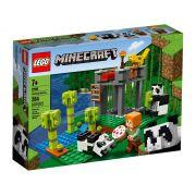 LEGO Minecraft - A Creche dos Pandas 204 Peças - 21158