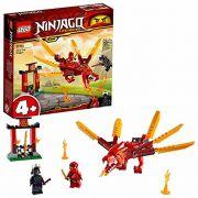 Lego Ninjago - Dragao do Fogo do Kai 81 Peças - LEGO 71701