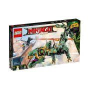 LEGO Ninjago - Dragão do Ninja Verde - 544 Peças - 70612