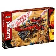 LEGO Ninjago Recompensa da Terra 1178 Peças - LEGO 70677