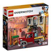 Lego Overwatch Confronto De Dorado 419 Peças - 75972