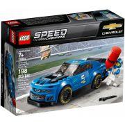 LEGO Speed Champions - Chevrolet Camaro ZL1 198 Peças