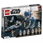 Lego Star Wars Soldados Clone Da 501ª Legião - LEGO 75280