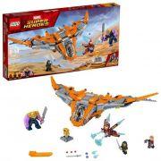 LEGO Super Heroes Marvel -Vingadores-Guerra Infinita-Thanos