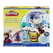 Massinha Play Doh Globo De Neve Disney Frozen - Hasbro