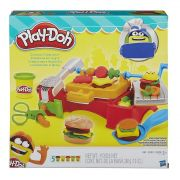 Massinha Play Doh Lanchonete Criativa - Hasbro