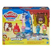 Massinha Play Doh Maquina de Sorvete - Hasbro