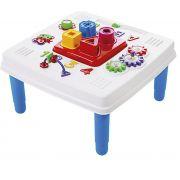 Mesa Didática Infantil Mini Atividades - Poliplac 6044