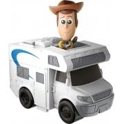 Mini Figura Toy Story 4 Woody e Furgão - Mattel Gcy49