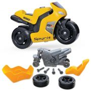 Moto de Brinquedo Com Ferramentas Spyrit - Usual