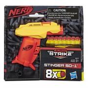 Nerf Lançador Alpha Strike Stinger SD-1 - Hasbro E6972