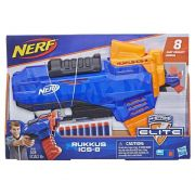 Nerf Lançador De Dardos Rukkus ICS-8 -  E3058 - Hasbro