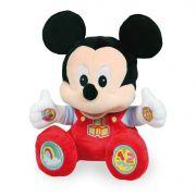Pelúcia Mickey Divertido Com Som - Dican