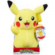 Pelúcia Pokémon Pikachu 28 cm Dtc 4849